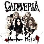 CADAVERIA Horror Metal (CD 2012)