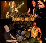 CARNAL DECAY (Switzerland) KIEV SONIC MASSACRE-4 (April 21-22, 2012)