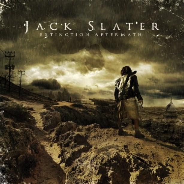 Jack Slater Extinction Aftermath Unundeux Records 2010