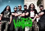 VOMITOUS (Sweden) KIEV SONIC MASSACRE-4 (April 21-22, 2012)