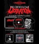 UKEM Records signed Scottish Brutal Death Metal act Laceration