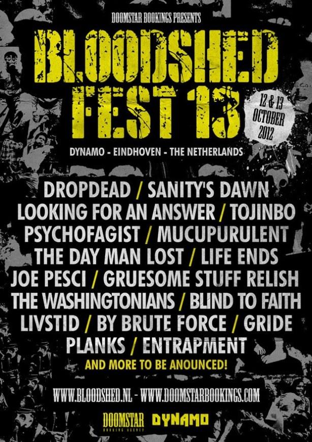 Bloodshed Fest 2012