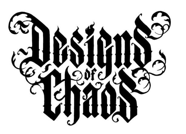 Deadwebzine-DesignsOfChaos-Logo