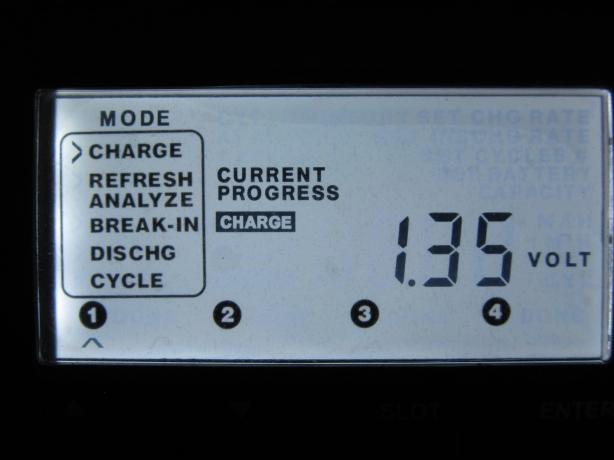 maha powerex test fujitsu 800mah